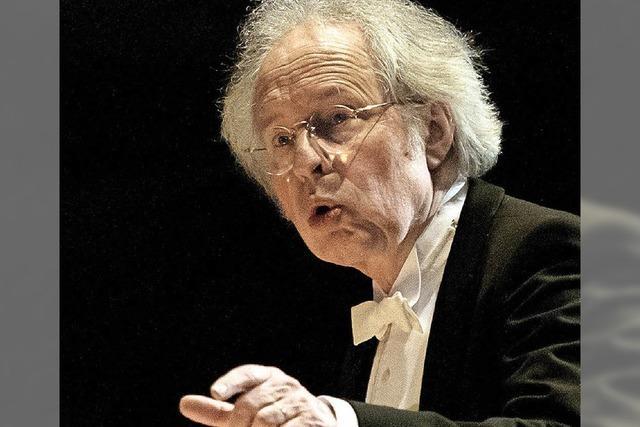 Gedenkkonzert des Anton-Webern-Chors Freiburg für Hans Michael Beuerle