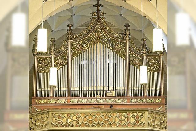 Die Konzertreihe Orgel und Klavier in der Heiliggeist-Kirche Basel