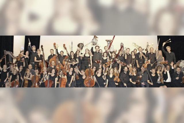 Winterkonzerte des Per-Tutti-Orchesters in Emmendingen und Freiburg