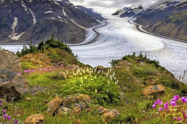 Durch Kanada und Alaska
