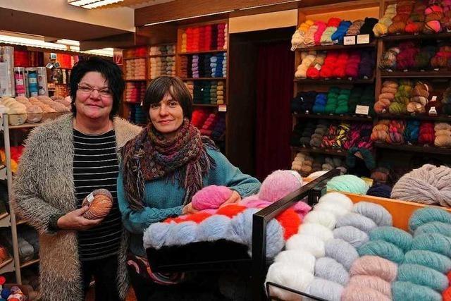Traditionsgeschäft Wolle Rödel in Lahr schließt nach 54 Jahren
