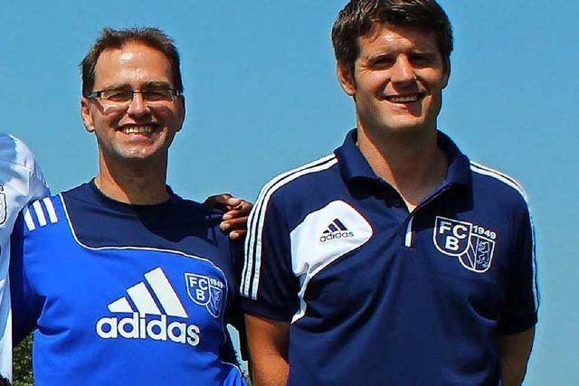 FC Bötzingen hat neue Trainer