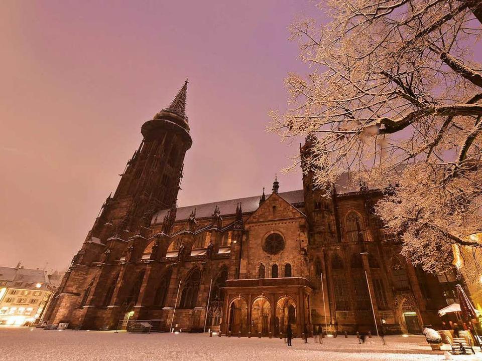 Wer darf im Freiburger Münster feiern?  | Foto: Thomas Kunz