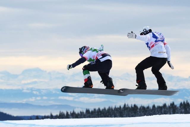 Weltcup für Ski und Snowboard: Wer will mithelfen?