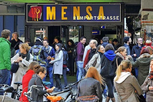 Mensa Rempartstraße als besonders veganerfreundlich ausgezeichnet