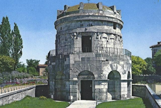 In die italienische Stadt Ravenna