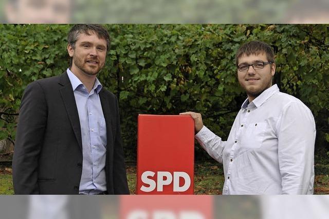SPD nominiert ihren Kandidaten in Istein