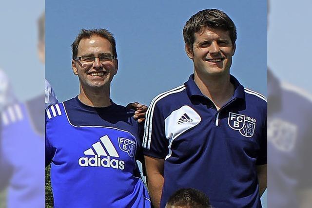 Armin Bühler trainiert FCB