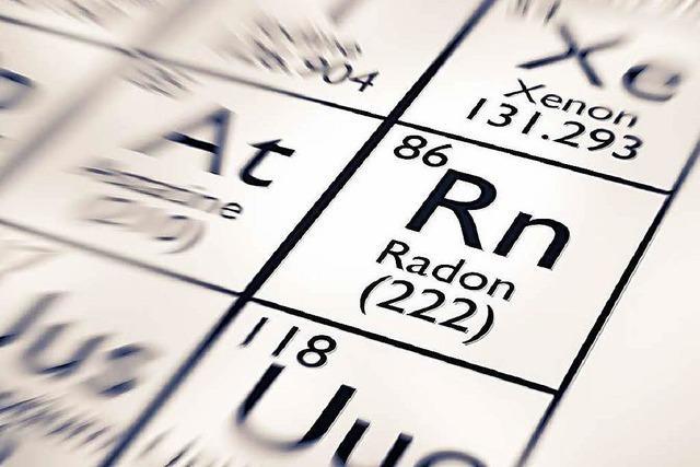 Erhöhte Radonkonzentration an der Realschule in Lörrach