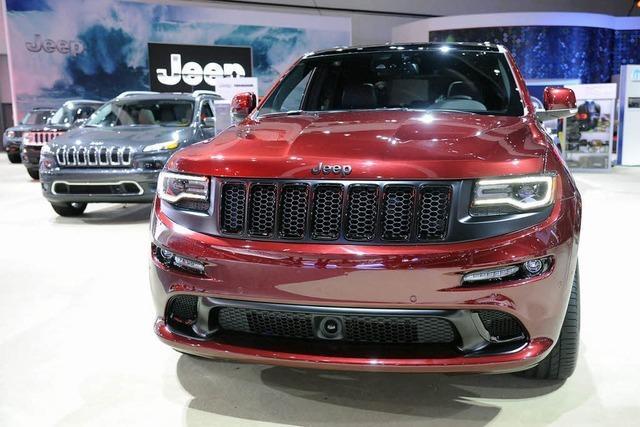 US-Behörden verdächtigen Chrysler wegen gefälschter Stickoxidwerte