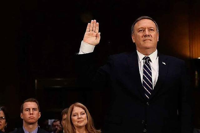 Tillerson vertritt andere Positionen als Trump