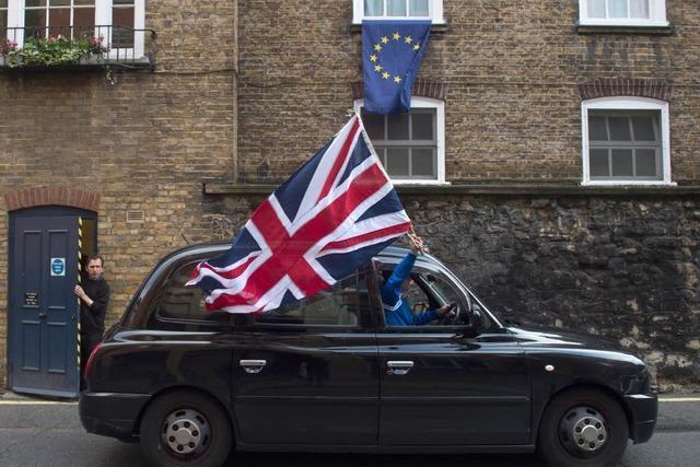 Brexit: Mehr Briten bürgern sich in Baden-Württemberg ein