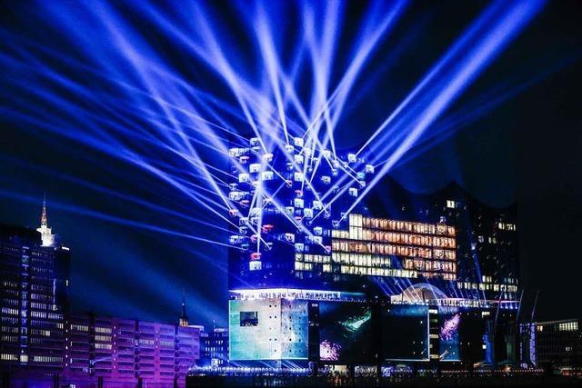 Jetzt hört alle, alle zu: Eröffnungskonzert in der Elbphilharmonie