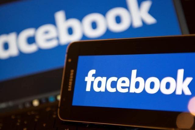 Hassbotschaften: Flüchtling geht juristisch gegen Facebook vor