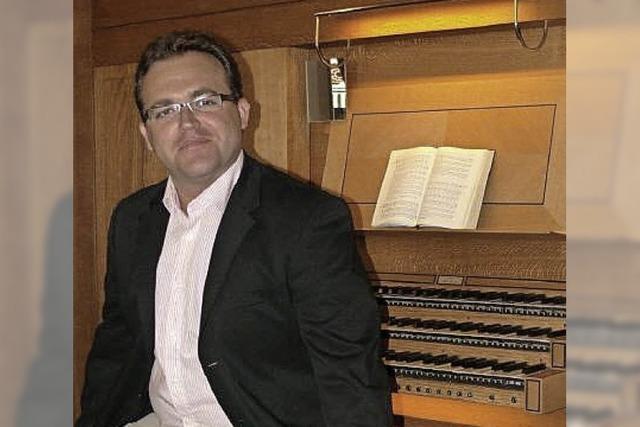 Michele Savino neuer Kirchenmusiker der Senoka