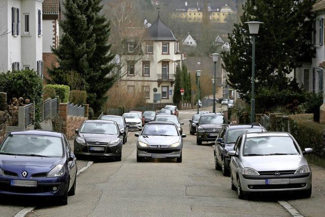 Pro und contra Bewohnerparkzone