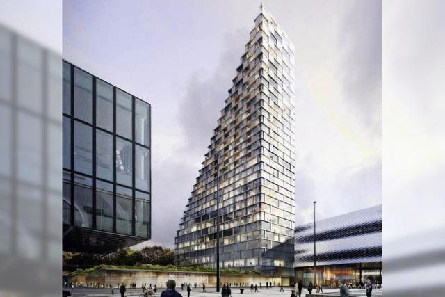 Messe Schweiz plant das nächste Hochhaus