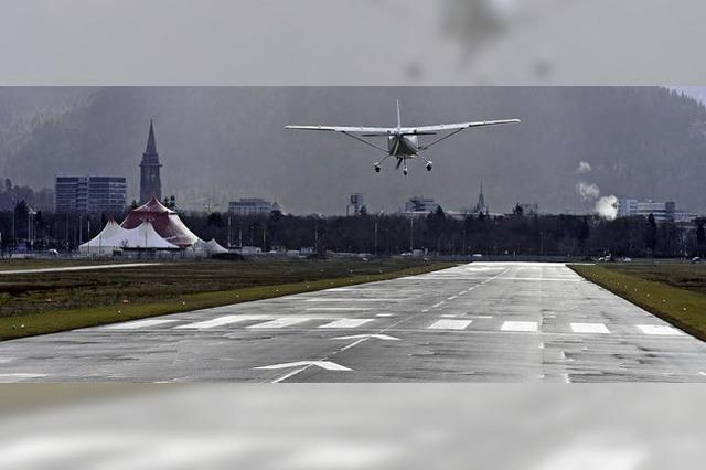 Mehr Sicherheit für den Flugplatz