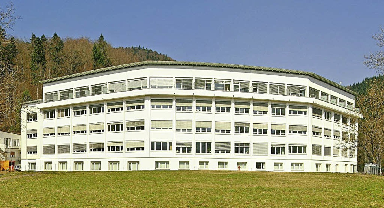 Das Bruder-Klaus-Krankenhaus in Waldkirch.   | Foto: RKK-Klinikum