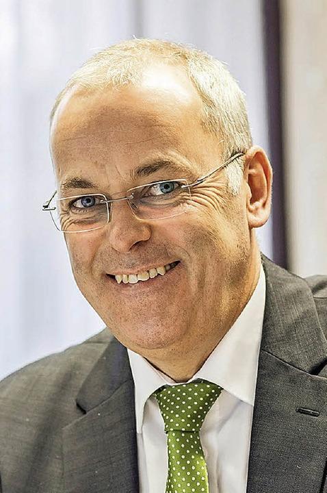 Bernd Fey.  | Foto: Bildtechnik  Spiegelhalter