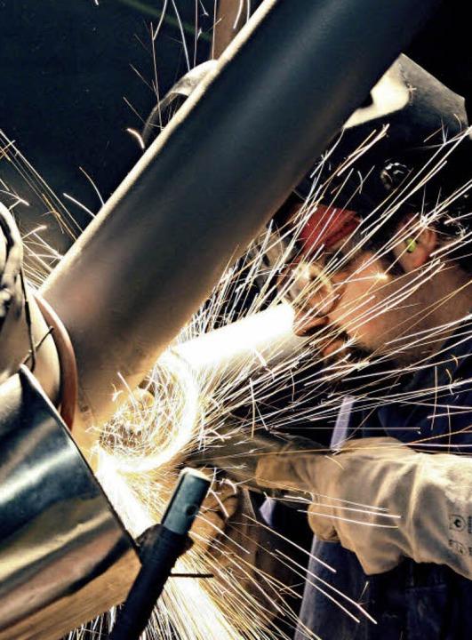 670 Metallbearbeiter* Vakanzzeit: 79 Tage  | Foto: Sebastian Widmann