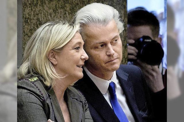 Wirbel um Teilnahme von Petry an Kongress der europäischen Rechtspopulisten