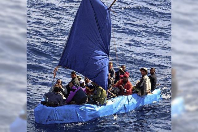 Kuba-Flüchtlinge verlieren Sonderstatus