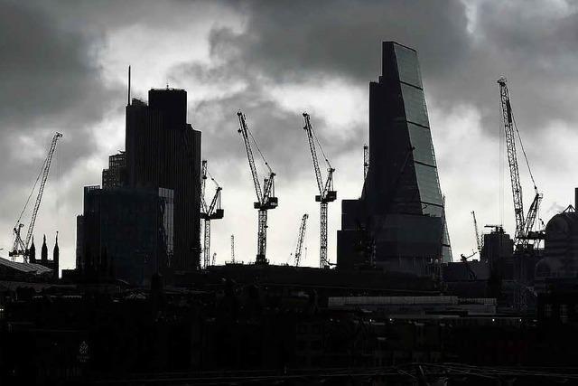 Londoner Börsenchef sieht Viertelmillion Jobs in Gefahr