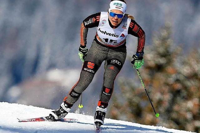 Schwarzwälderin Sandra Ringwald glänzt mit Top-Ergebnis im Weltcup