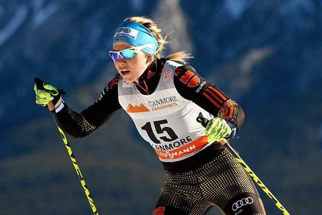 Schwarzwälderin Sandra Ringwald erneut Vierte im Weltcup