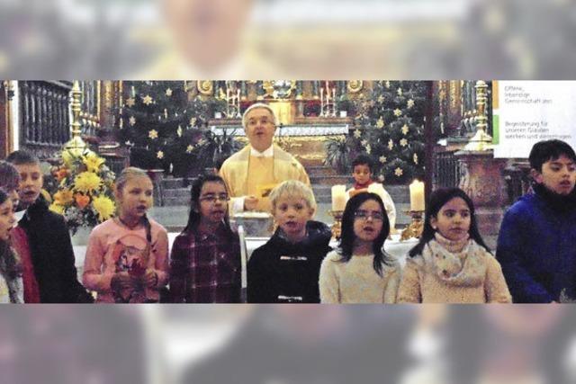 Fest zu Ehren des heiligen Hilarius