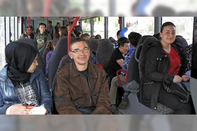 Die Bürger sollen auf den Stadtbus abfahren