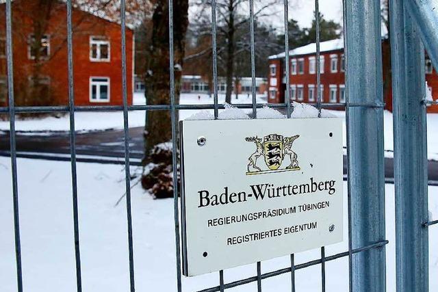 Sigmaringen soll größte Erstaufnahmestelle im Land bekommen