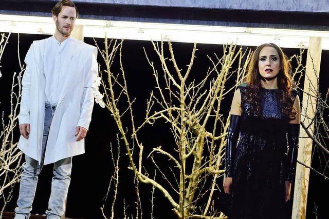 So war's bei der Uraufführung von Ludger Vollmers Oper