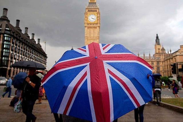 Angst vor hartem Brexit: Pfund verliert an Wert