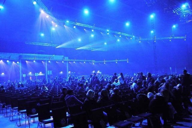 Neue Europa-Park-Arena bietet Platz für 6000 Zuschauer