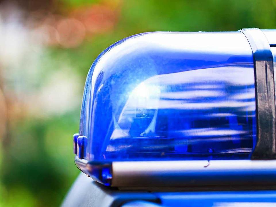 Die Polizei sucht Einbrecher, die mit ...ebiet Haid gefahren sind (Symbolbild).    Foto: Dominic Rock