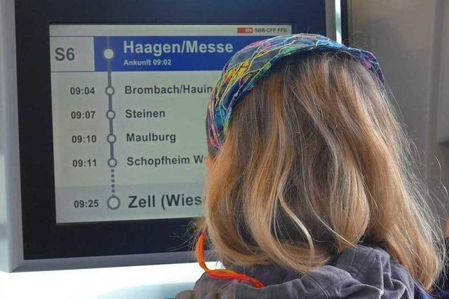 Fahrgastverband Pro Schiene: Schopfheim unproblematisch
