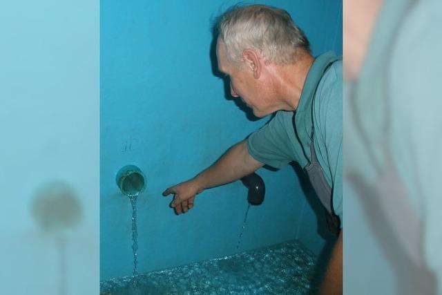 Wasser ist teurer – Abwasserpreis stabil