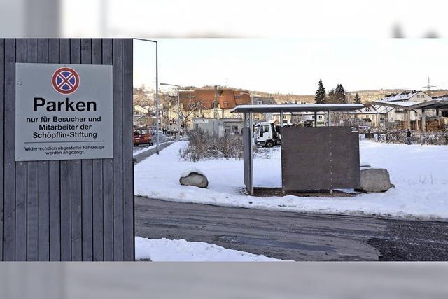 Schöpflin-Stiftung plant neu - kein Einfluss auf Brombacher Halle