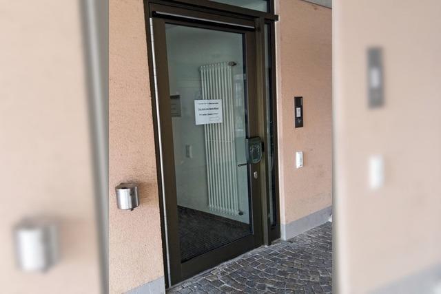 Vorerst wird im Rathaus kein Lift gebaut