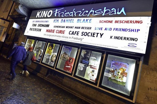So war 2016 in den Freiburger Kinos: Teure Tickets, treues Publikum