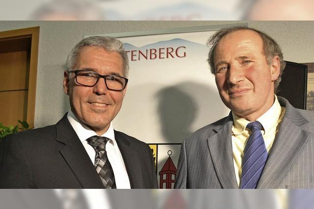 Bürgermeister: Ortenberg wird schöner werden
