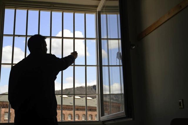 Internet im Gefängnis ist kein Menschenrecht