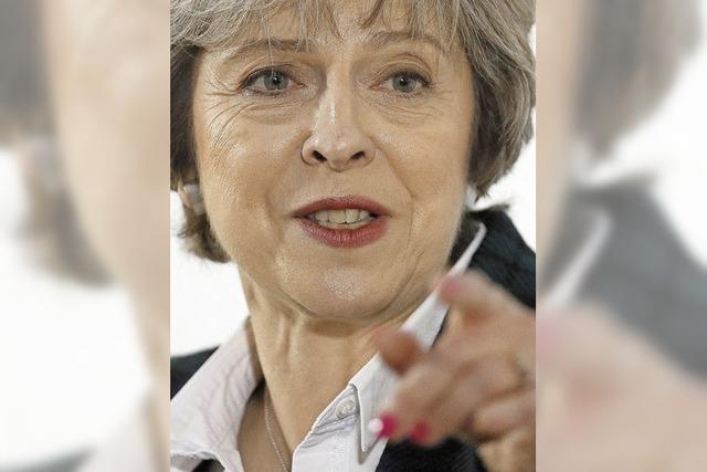 May will Britannien aus dem Binnenmarkt führen