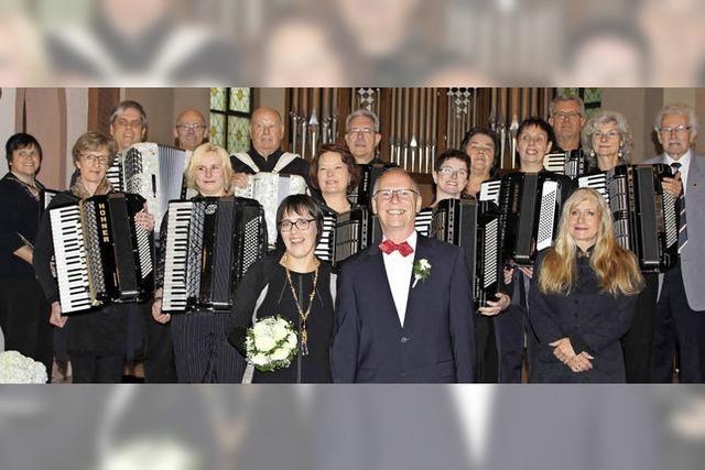 Harmonikaclub kämpft ums Überleben