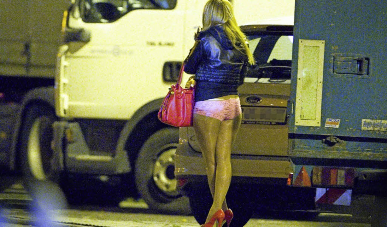 Eine junge Rumänin soll in der Ortenau zur Prostitution gezwungen worden sein.   | Foto: Symbolbild dpa