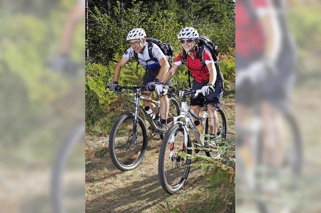 Neue Pfade fürs Mountainbike