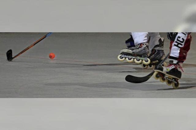 Inlineskaterhockey-Club verspürt einen deutlichen Mitgliederzuwachs