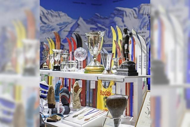Letzte Chance für Schweizer Sportmuseum